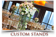 Wedding Custom Stands