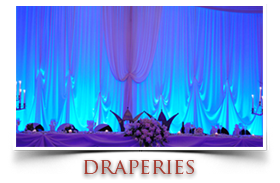 Wedding Draperies