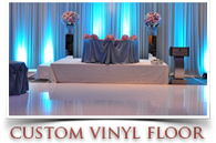 Wedding Custom Floor