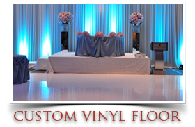 Wedding Vinyl Floor